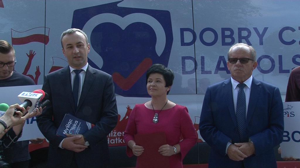 PiS rozpoczyna kampanie! Wspierać ich będzie Kaczyński i Morawiecki