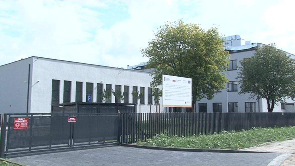 Budowa Centrum Nauk Technicznych i Nowoczesnych Technologii zakończona