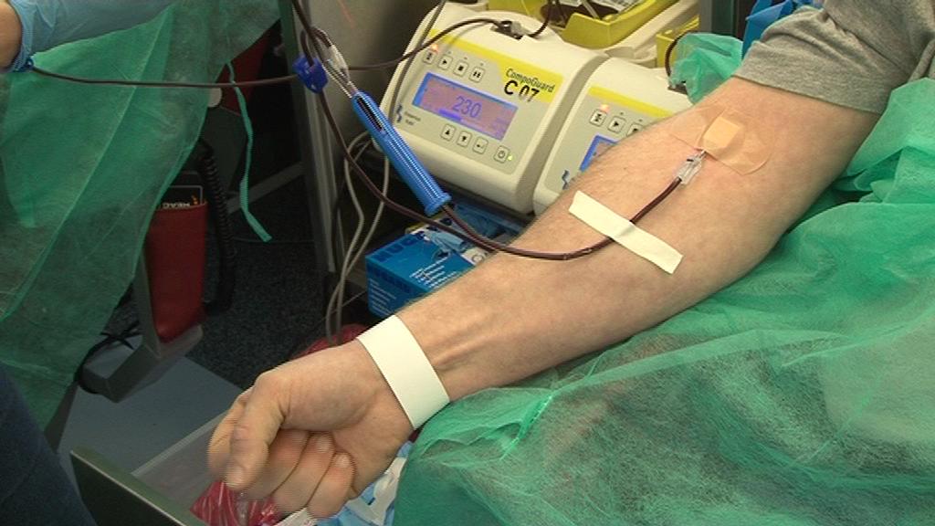Krew cały czas potrzebna- dramatyczny apel o pomoc