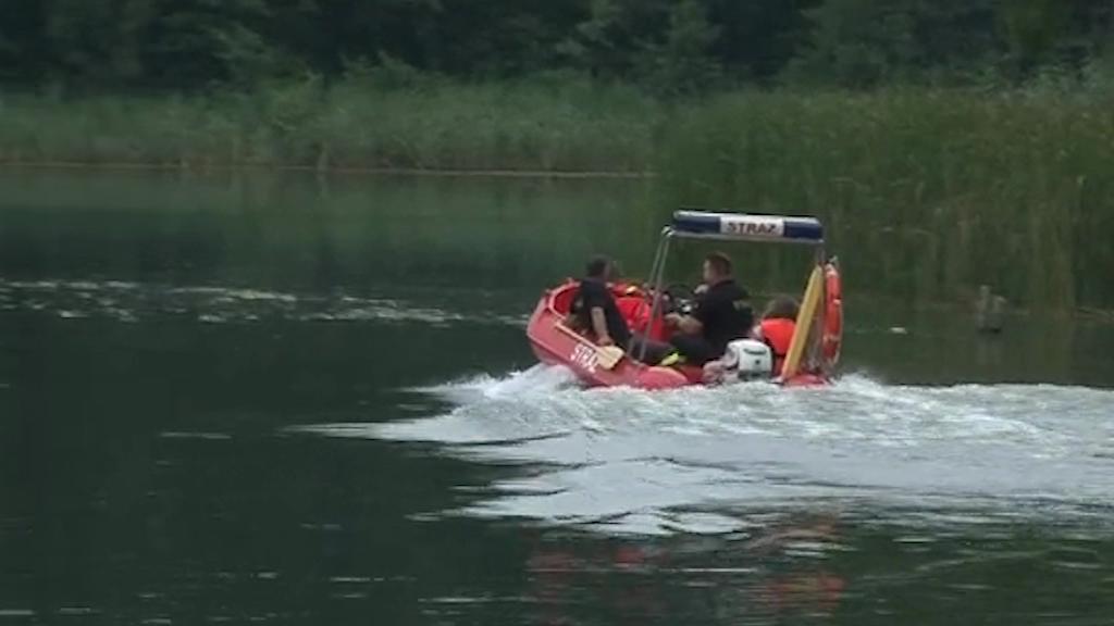 Tragiczny finał kąpieli. 19 latek utonął w jeziorze Chodeckim!