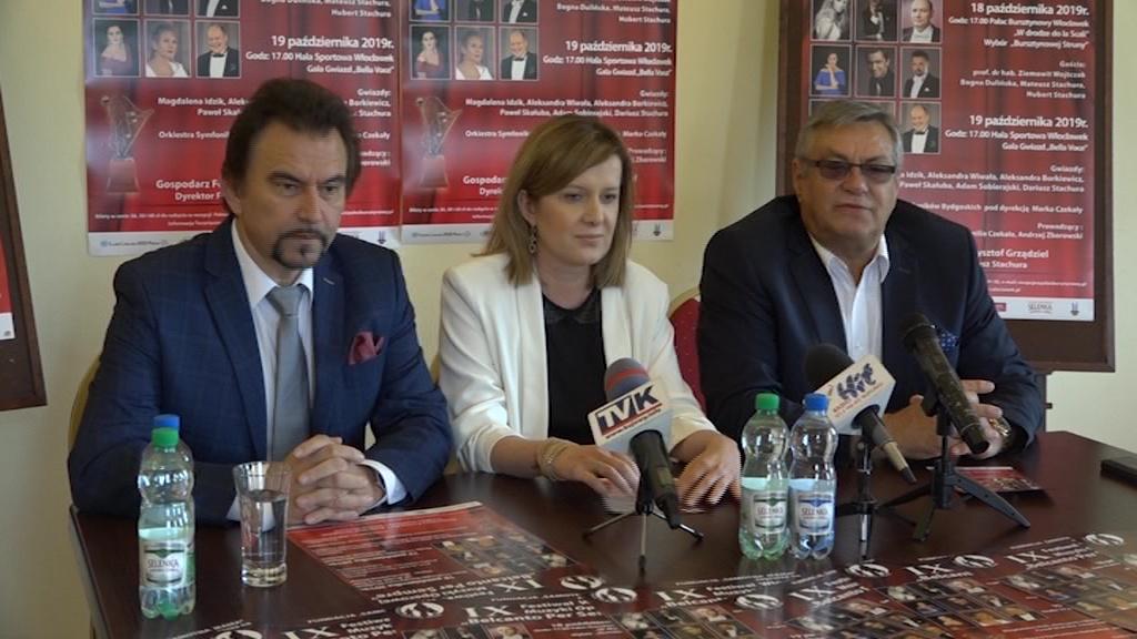 Belcanto Per Sempre, czyli wielkie gwiazdy muzyki operowej we Włocławku