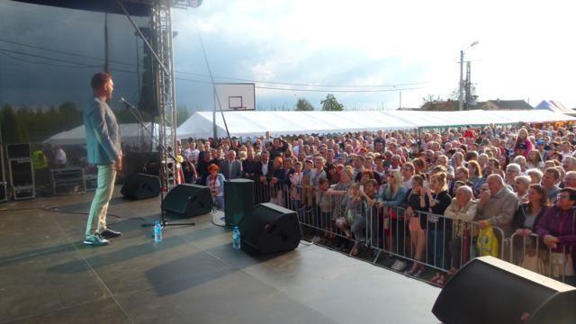 W Fabiankach powiat świętował zakończenie żniw!- zdjęcia