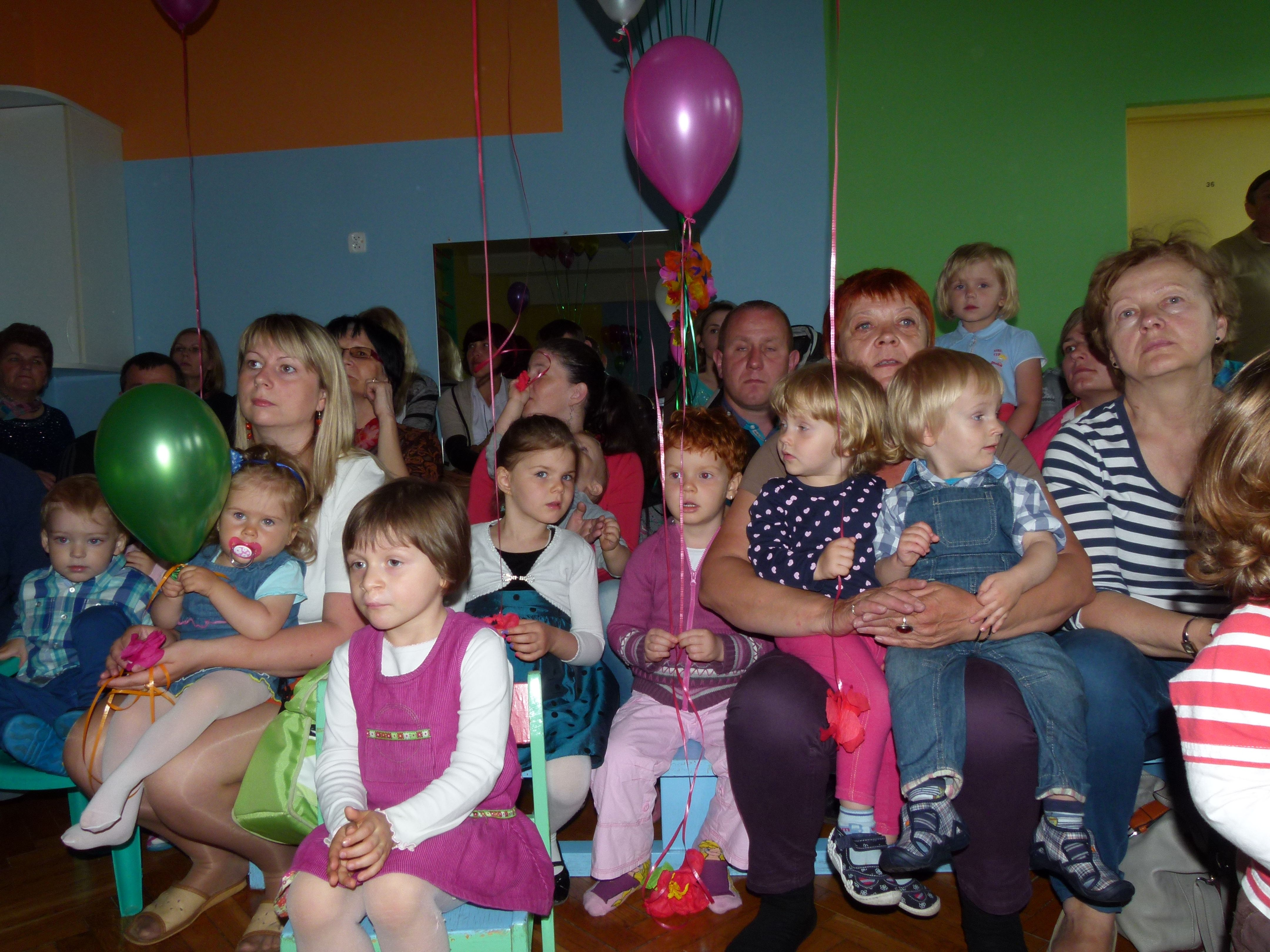 Wesołe, kolorowe i beztroskie- takie były obchody Dnia Dziecka w Ośrodku Rehabilitacji Dzieci Niepełnosprawnych przy ulicy Radosnej