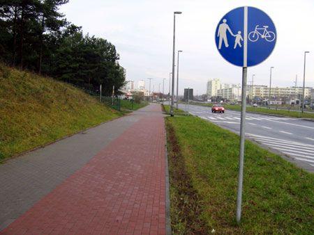 Wiemy, kto zbuduje ścieżkę dla rowerów w alei Kazimierza Wielkiego