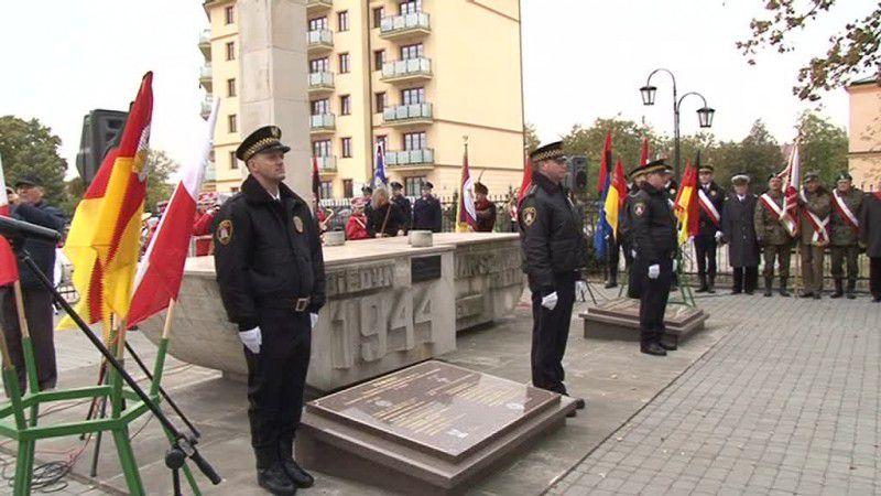 Włocławek uczcił 72 rocznicę bitwy pod Lenino