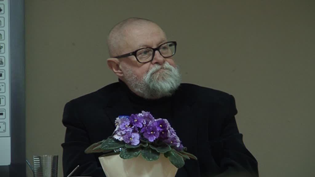Wybitny językoznawca gościł we Włocławku – zobacz video