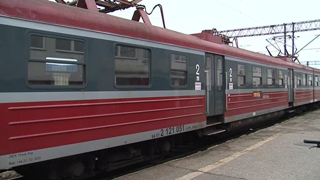 Zbyt mało połączeń kolejowych Kutno – Włocławek, czy ta sytuacja się zmieni?