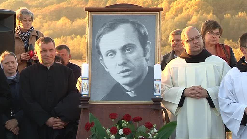 """""""Zło dobrem zwyciężaj"""" – w niedzielę 31 rocznica śmierci ks. Jerzego Popiełuszki"""